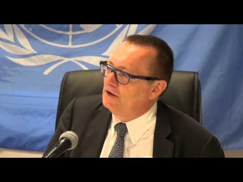 Jeffrey  Feltman, Under-Secretary-General for Political Affairs on West African issues - APA