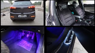 Hyundai Elite i20 Seat Covers Review | Best Accesories for Hyundai Elite i20 | Elite i20 Accesories