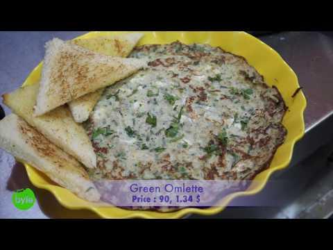 Egg Omelette in a Bag | Omlette Pizza | Best Omlettes in Hyderabad | Indian Street Food