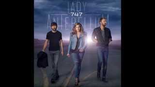 lady antebellum just a girl 2014
