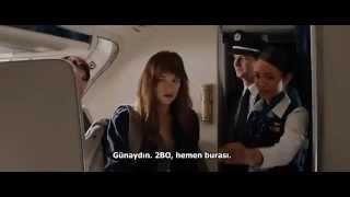 Grinin Elli Tonu - Silinen Sahne (TR Altyazılı)