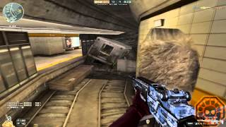 Cross Fire China || Subway (Search & Destroy) [GamePlay]!