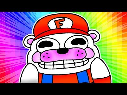 Super Funtime Freddy Bros! Minecraft FNAF Roleplay