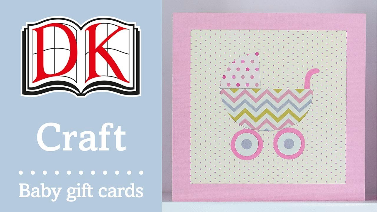 how to make a handmade baby shower card - Baby Shower Cards