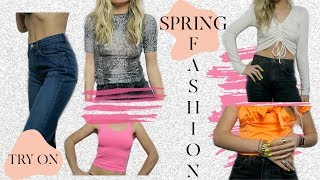 5 CURRENT FASHION OBSESSIONS (TREND TRY ON) | Lauren Elizabeth