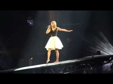 Taylor Swift - Treacherous (Red Tour at Staples Center 8/24/13)