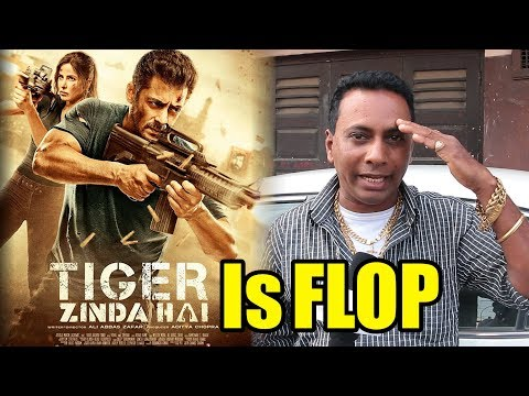 Tiger Zinda Hai Is A BIG FLOP | Bobby...