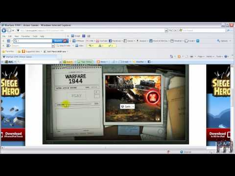 How To Download ANY Flash Game No SOFTWARE (IE XP)