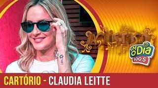 Cartório - Claudia Leitte (Acústico FM O Dia)
