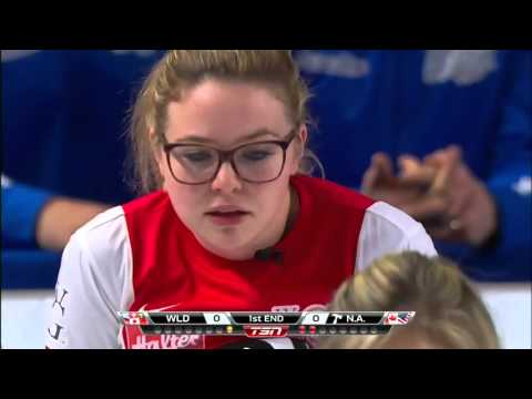 Jones/Laing vs. Paetz/Sundgren - 2016 WFG Continental Cup - Mixed Doubles