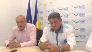 Conferinta de presa ALDE Bihor