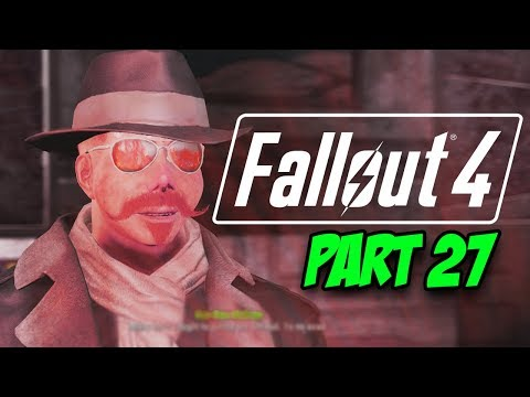 The Silver Shroud Strikes Back! - Fallout 4 Survival Mode | Part 27