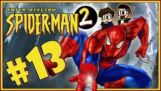 Spider-Man 2: Enter Electro - Lami Fights Sumo Wrestlers - PART 13