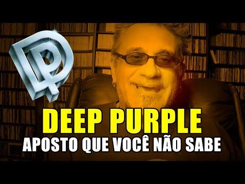 Deep Purple - Aposto Que Você Não Sabe