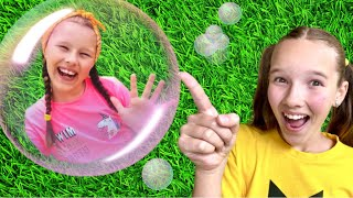 Bubbles Song   Nursery Rhymes & Kids Songs by Miss Emi