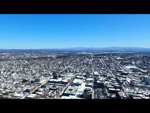 A Very Snow Burlington VT