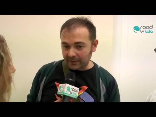 MICHELE PINTO e il produttore FELICE CAIATI intervistati da ROADTVITALIA.IT
