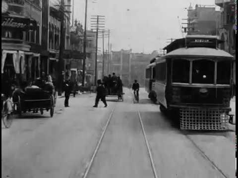 Street Scenes of Vancouver, 1907