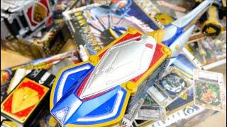 次のCSMは仮面ライダー剣/ブレイド!予約開始前にどんな玩具か予習しよう!DXブレイバックル・DXブレイラウザー・DXラウズアブゾーバー