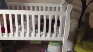 Baby Crib Homemade