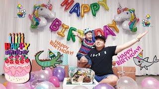 지환5살 서프라이즈 생일파티! 어떤 선물을 받았을까?
