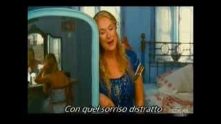 Mamma Mia - Slipping through my fingers ( sub ITA )