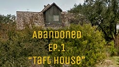 Urban Exploration: Ep. 1, Abandoned House in Taft,TX