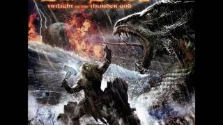 Amon Amarth Twilight Of The Thunder God Full Album
