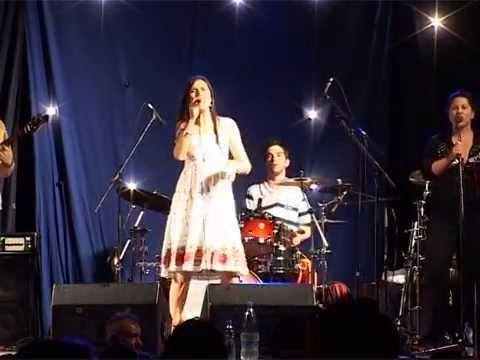 Aleksandra Radovic - koncert u Boru