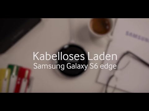 samsung galaxy s6 und galaxy s6 edge features kabelloses aufladen youtube. Black Bedroom Furniture Sets. Home Design Ideas