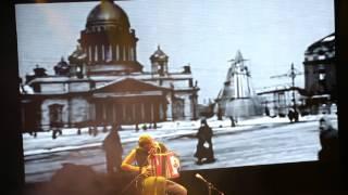 Игорь Растеряев, премьера Ленинградской песни, клуб Космонавт, Питер 29.04.2017