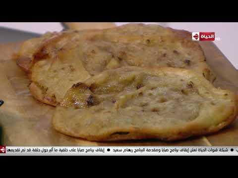 المطبخ - طريقة عمل ( حواوشي بالجبنة )