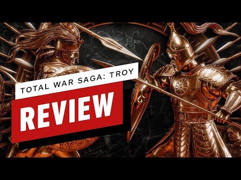 A Total War Saga Troy Review Youtube