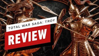 A Total War Saga: Troy Review (Video Game Video Review)