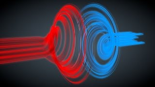 Cinema 4d Tutorial - How to use Particles Emitter with particle Rotation and Friction in Cinema 4d
