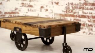 Industrial Furniture Range - Milan Direct