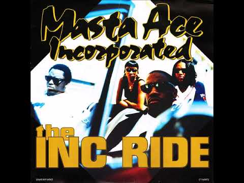 Masta Ace Incorporated - The I.N.C. Ride (Instrumental)