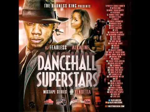 Alkaline - Mix (Dancehall Superstars Mixtape Series)
