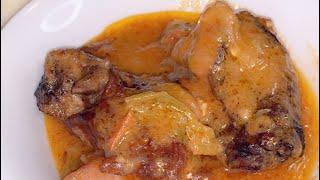 Dindon fumé ( smoking turkey with peanut butter)