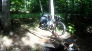 Specialized Fatboy Bike Adventure
