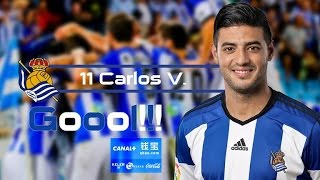 Video Gol Pertandingan Real Sociedad vs Levante