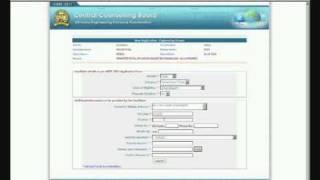 ccb aieee 2011 new registration hindi
