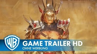 MORTAL KOMBAT 11 – Offizieller Launch Trailer Deutsch HD German (2019)
