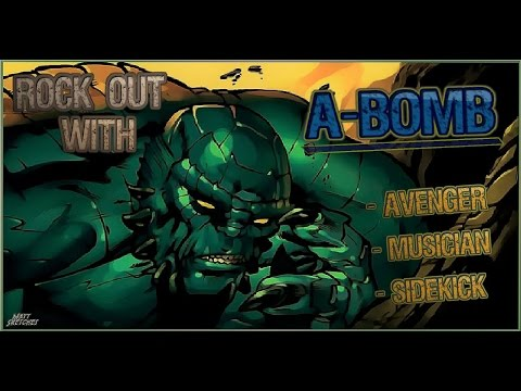 Marvel Avengers Alliance: A-Bomb Is Ready To Rumble