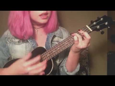 Despair in the departure lounge (Arctic Monkeys)- ukulele cover//Joy Atkinson