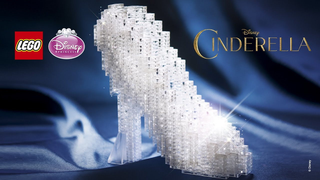 Lego Brand Disney Princess Cinderella S Sparkling