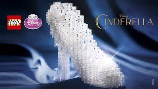 Lego® Brand Disney Princess™ - Cinderella's Sparkling Slipper