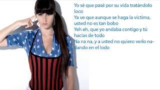 Letra de Usted - juan magan Ft Mala Rodriguez
