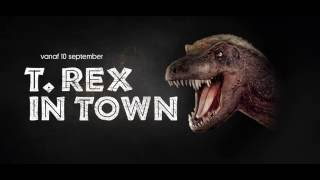 T. rex in Town