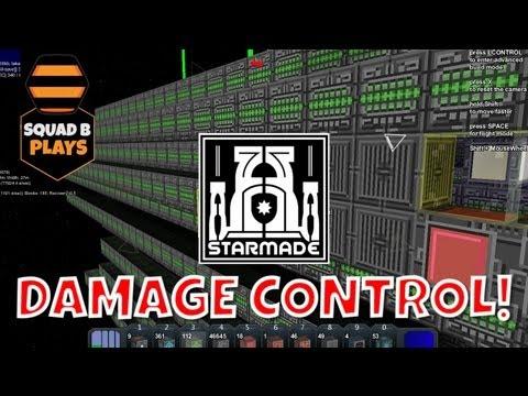 Star Made - Part 5 - 'DAMAGE CONTROL' Titan Block Chat and Ship Repairs